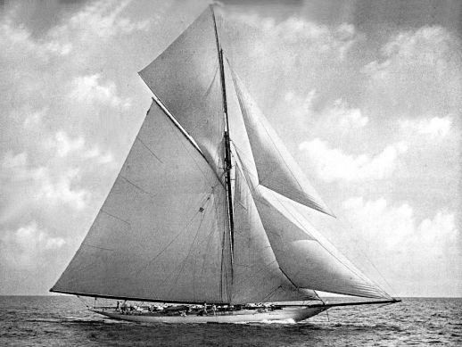 Reliance Sailboat